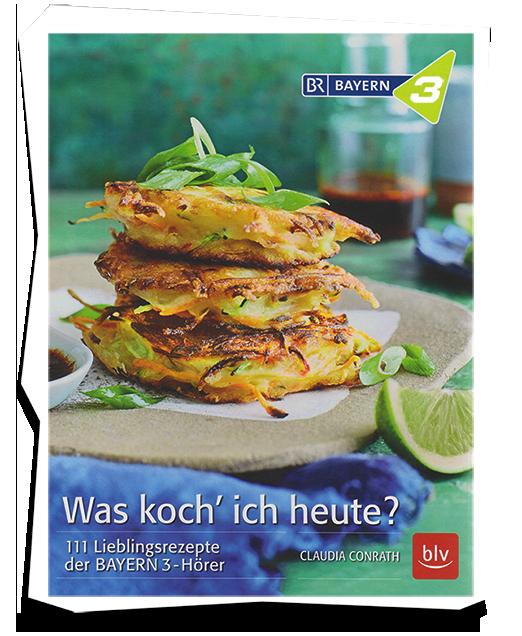 Was Koche Ich Heute Rezepte Mit Bayern 3 Moderatorin Claudia Conrath